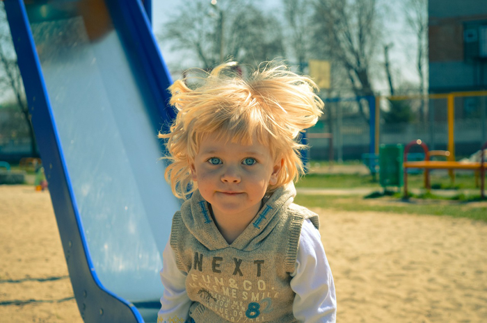 Benefits of playgrounds for kids-sensory processing