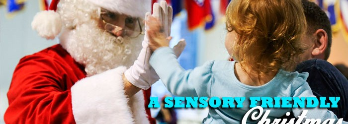 A sensory friendly christmas