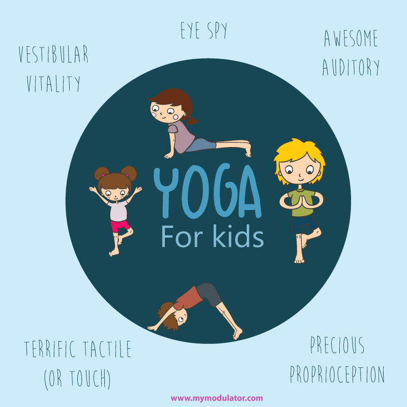 Yoga For Children With Autism And Other Special Needs