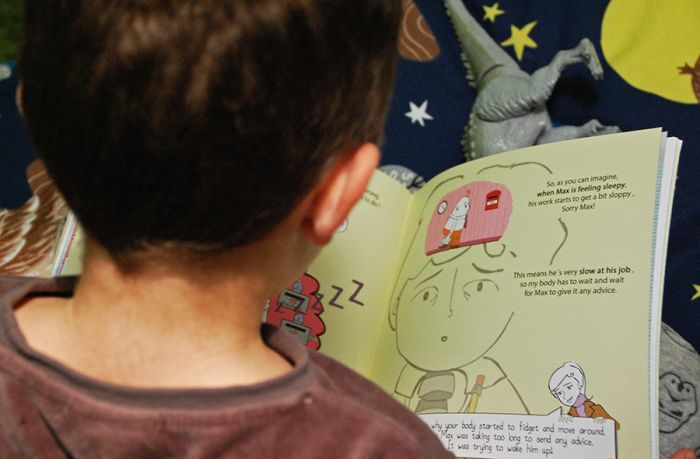 Max and Me, a Story about Sensory Processing